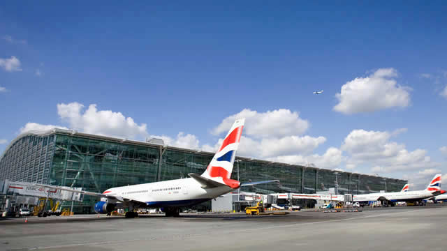 beautiful heathrow airport