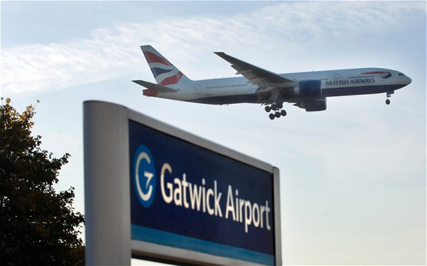 gatwick airport london