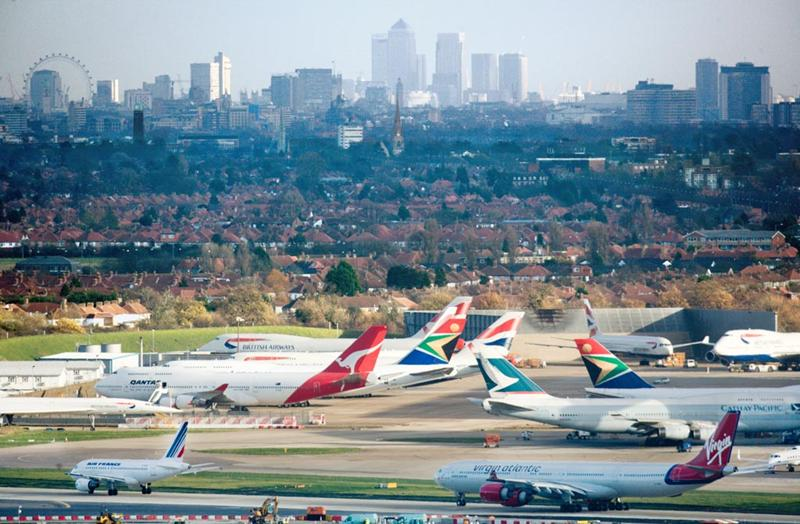 heathrow airport-london