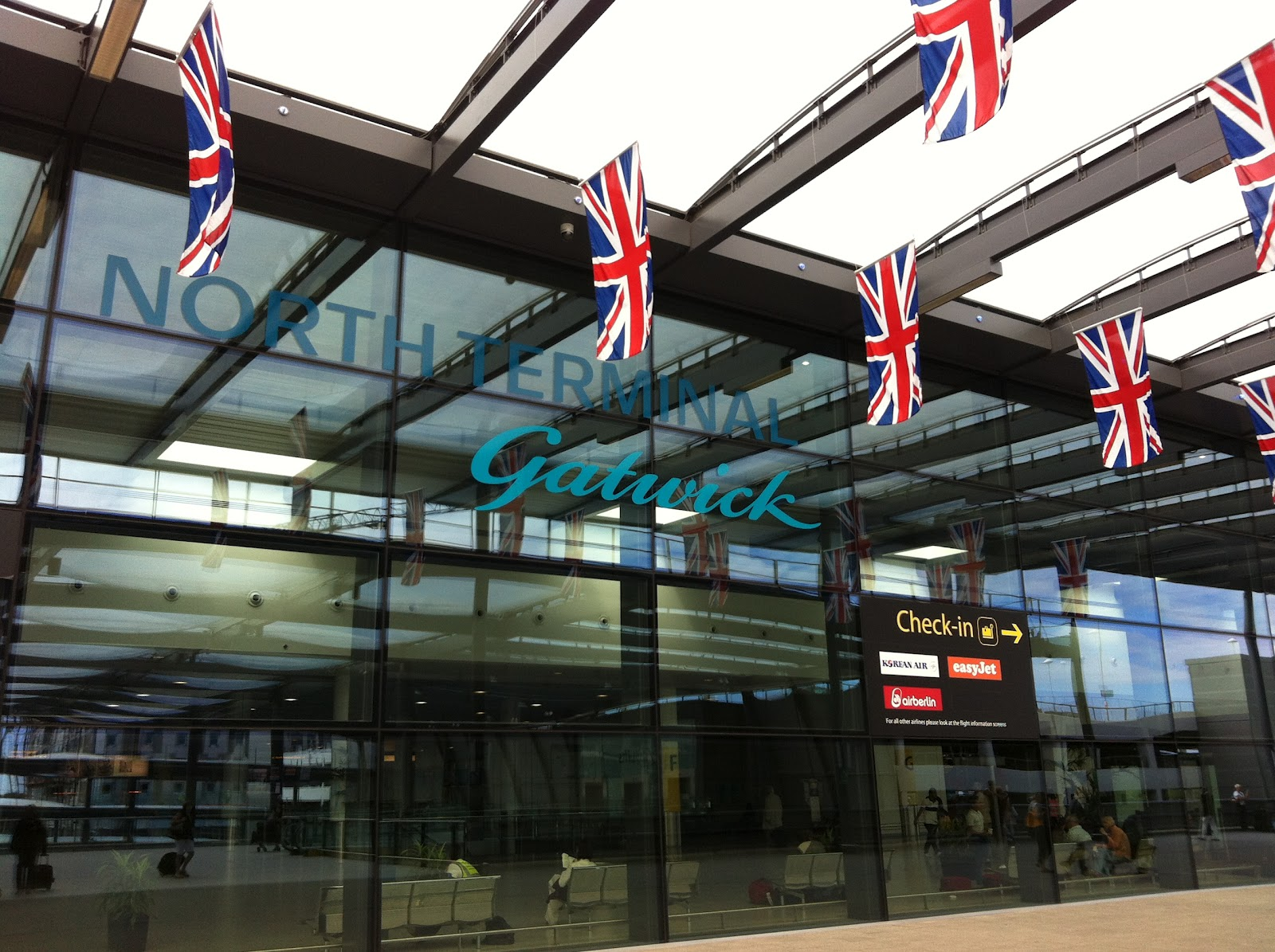 north terminal of gatwick airport