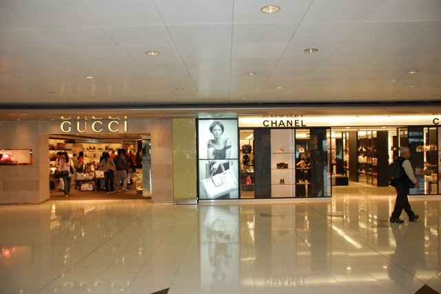 shops at hong kong airport