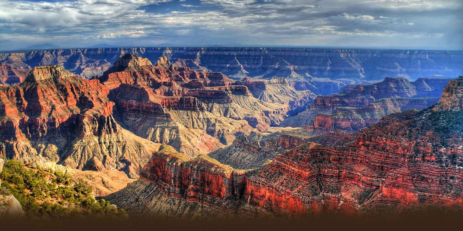 Grand Canyon areil veiw