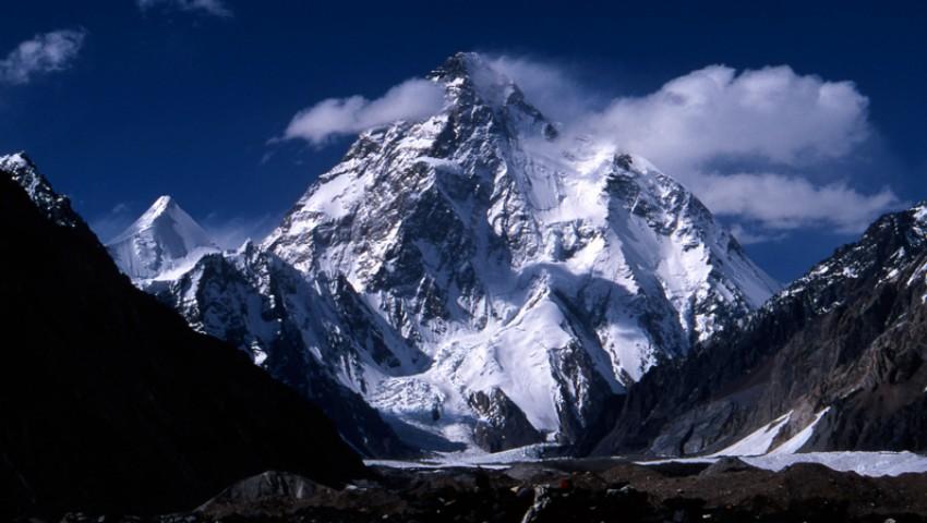K2 at night