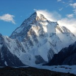 K2, the second highest peak in the world