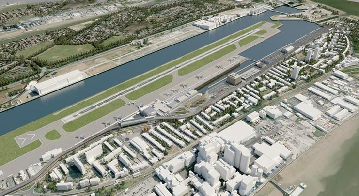 London City Airport expansion
