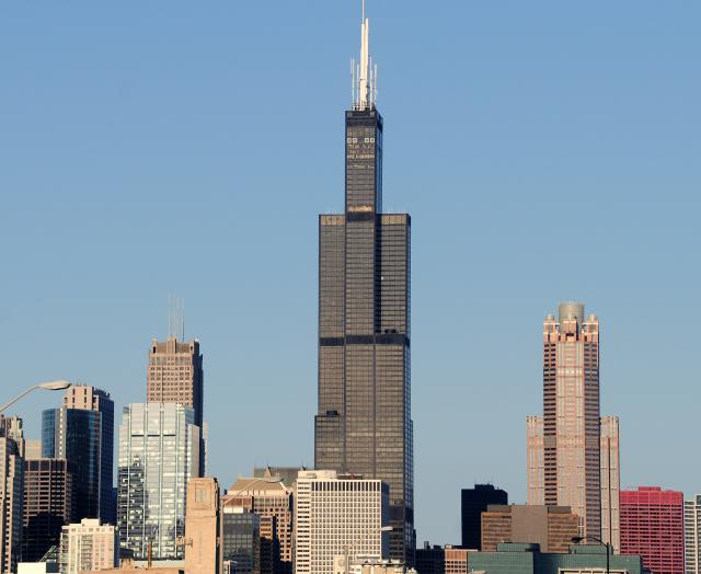 Willis Tower Visit All Over The World