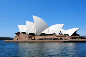 Sydney Opera House amazing view