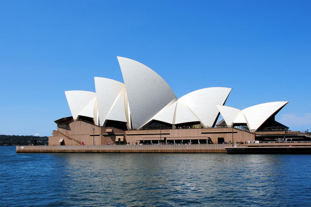 Sydney opera house visit all over the world for Sydney opera housse