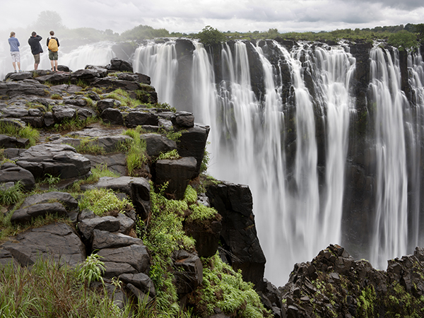 Victoria Falls beautifull view