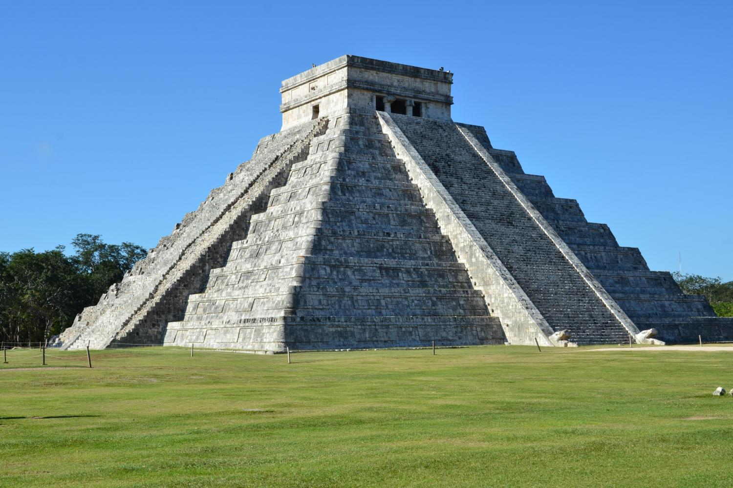 chichen itza of ancient times