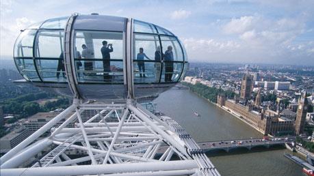 london eye elevator