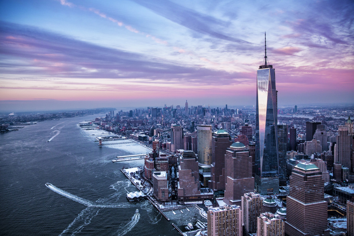 one world trade center in USA