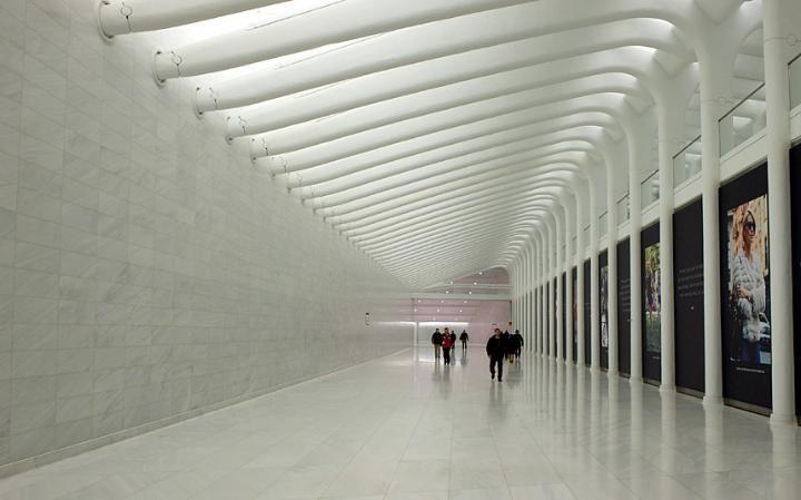 one world trade center inside