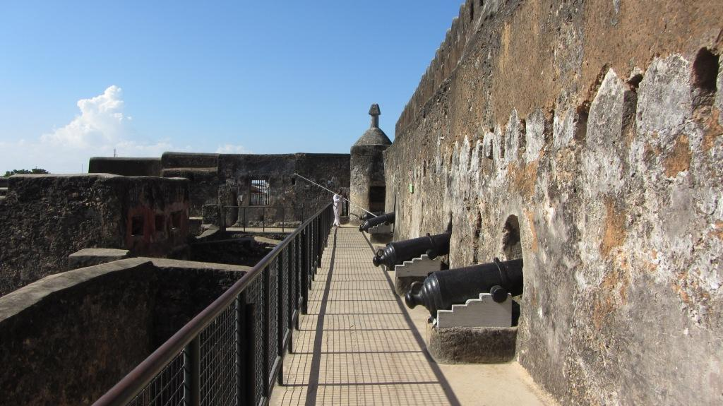 Fort Jesus (Mombasa Old Port, Kenya)