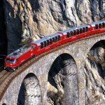 Bernina Express (Switzerland, Italy)