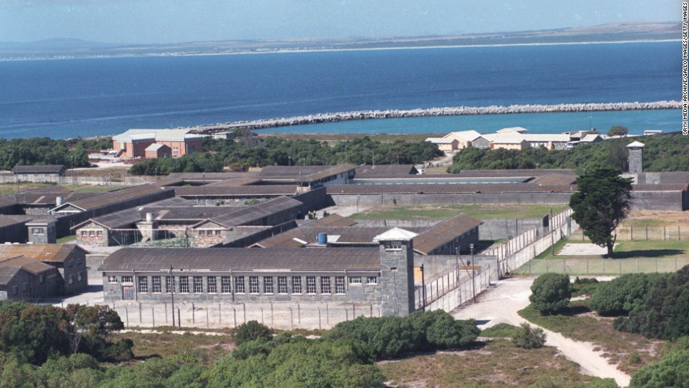 South African Island Prison