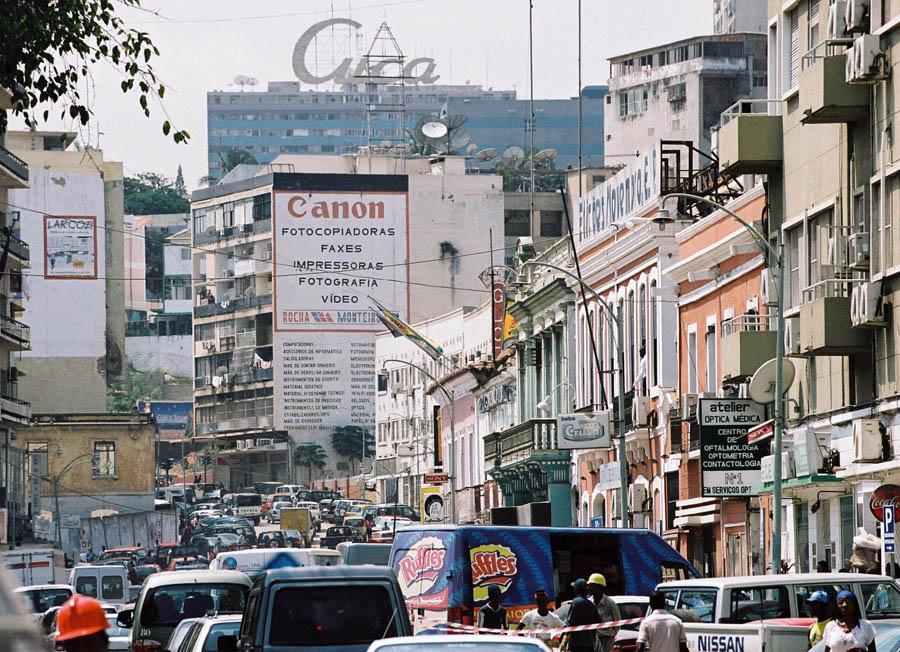 Luanda people