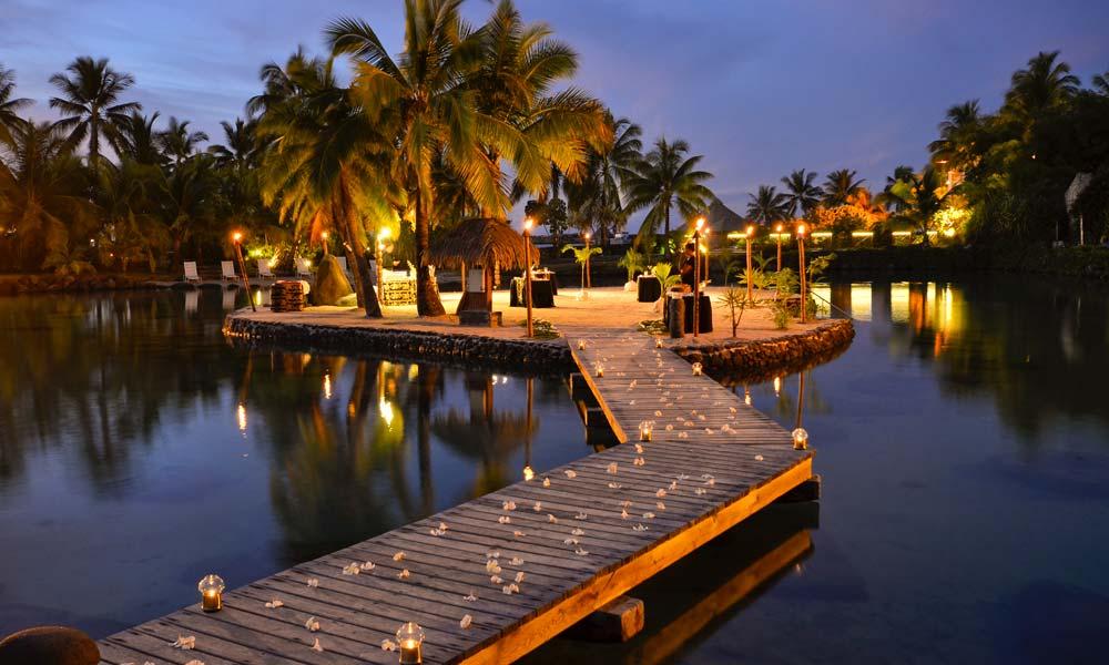 Romantic Tahiti