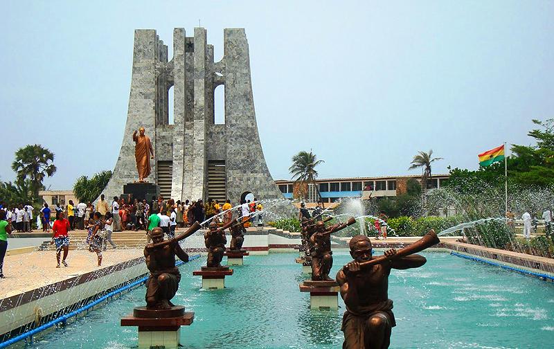 accra tourism