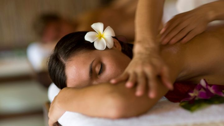 Spa Treatment For Couples