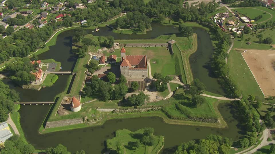 Kuressaare in Estonia