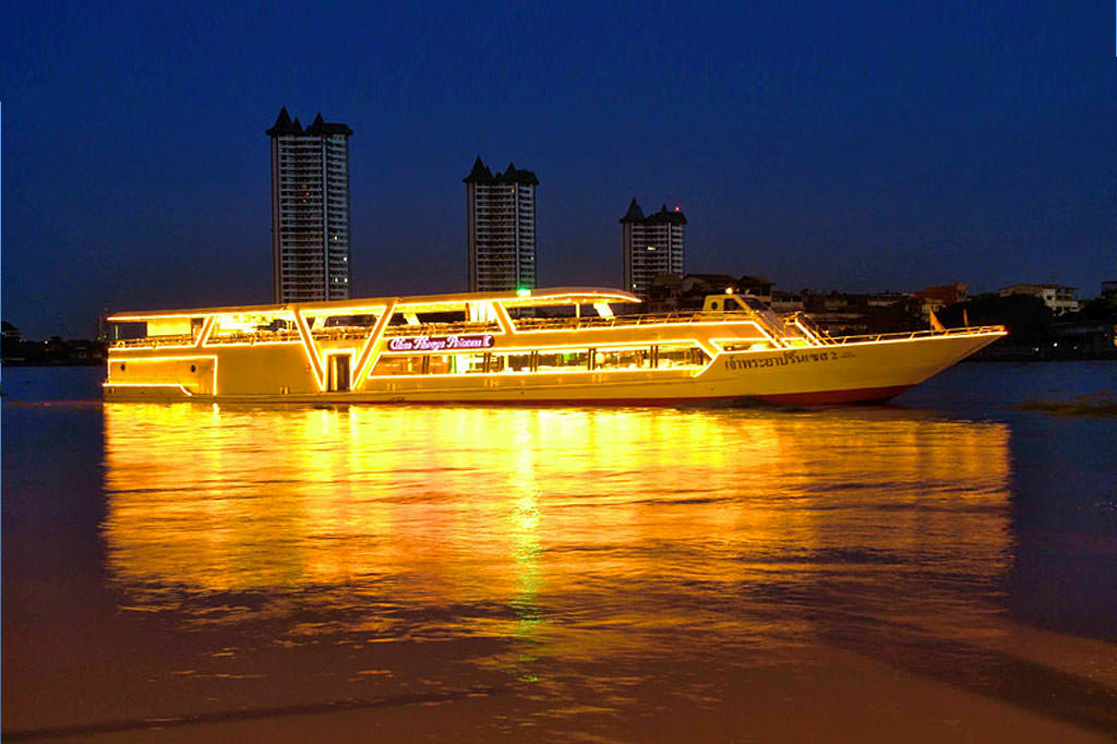 Chao Praya Dinner Cruise