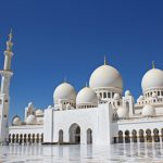 Sheik Zayed Grand Mosque (Abu Dhabi – UAE)