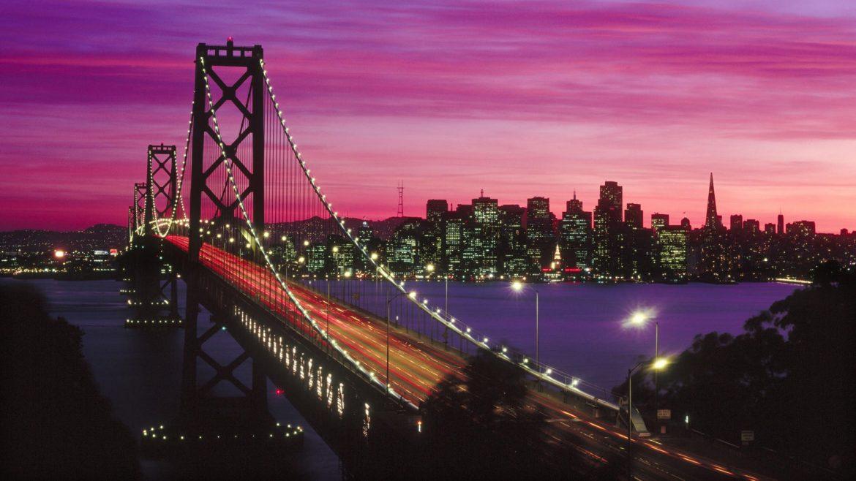 San Francisco is California