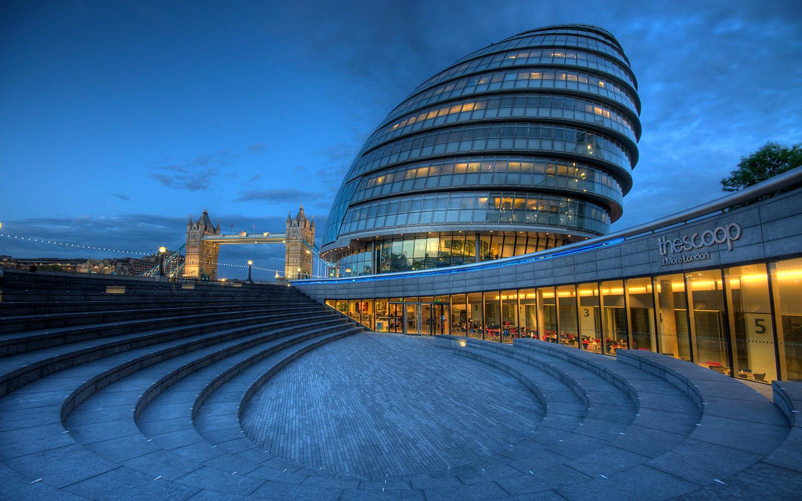 London City Hall, england