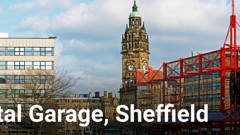 Sheffield the UK place