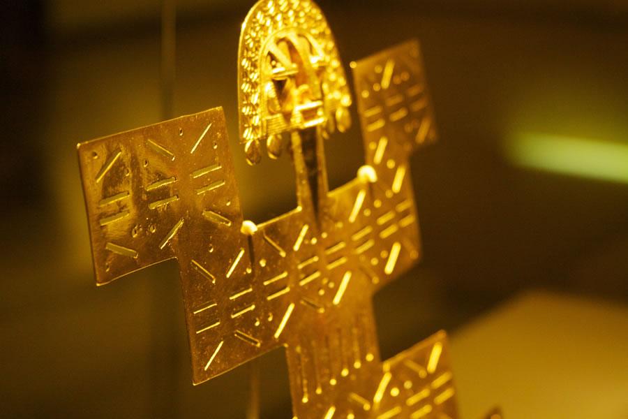 Gold Artifact