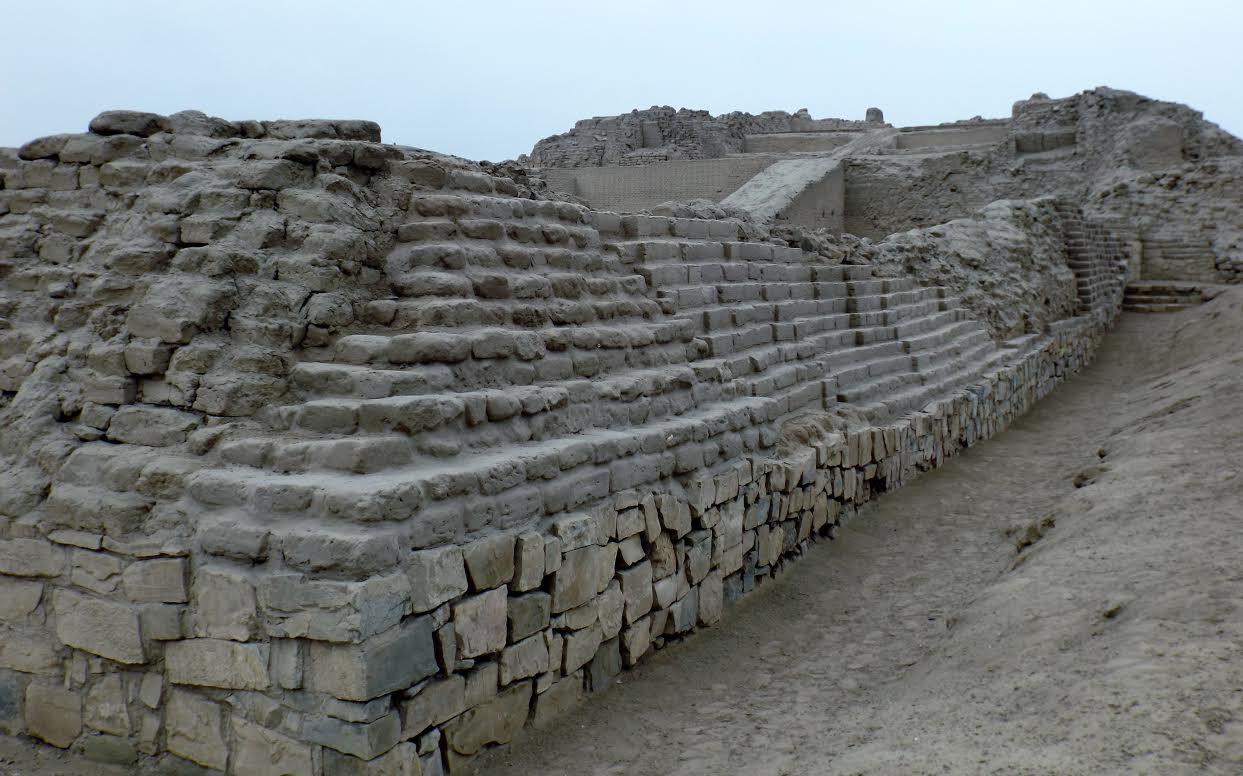 Temple of the Sun–Pachacamac