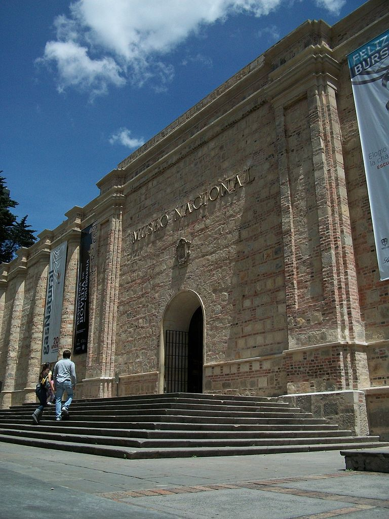 National-Museum-of-Colombia-In-Bogota