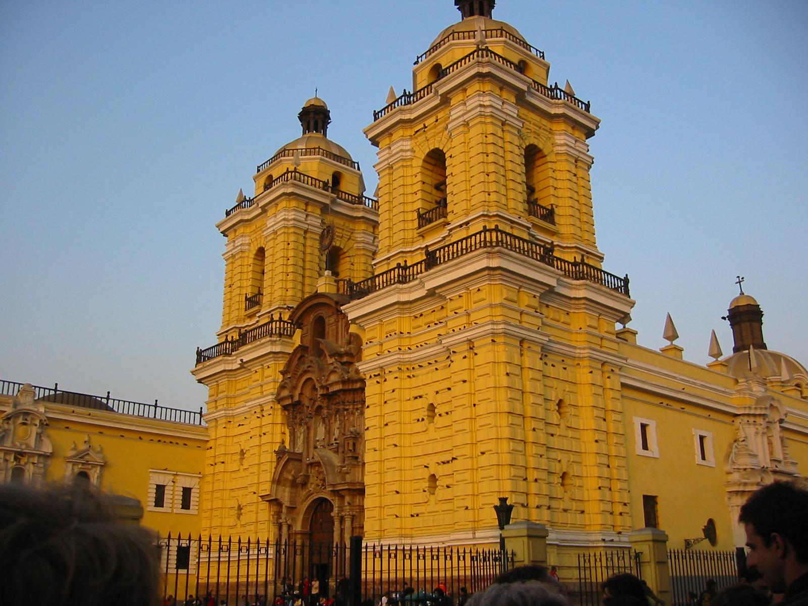 San fracisco monastery Lima,Peru