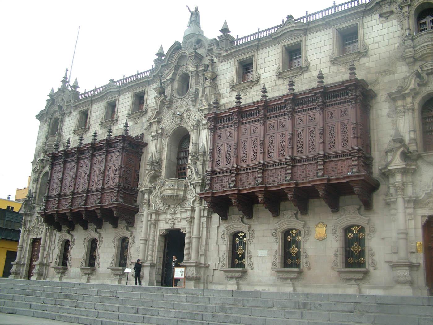 archbishop-palace Lima