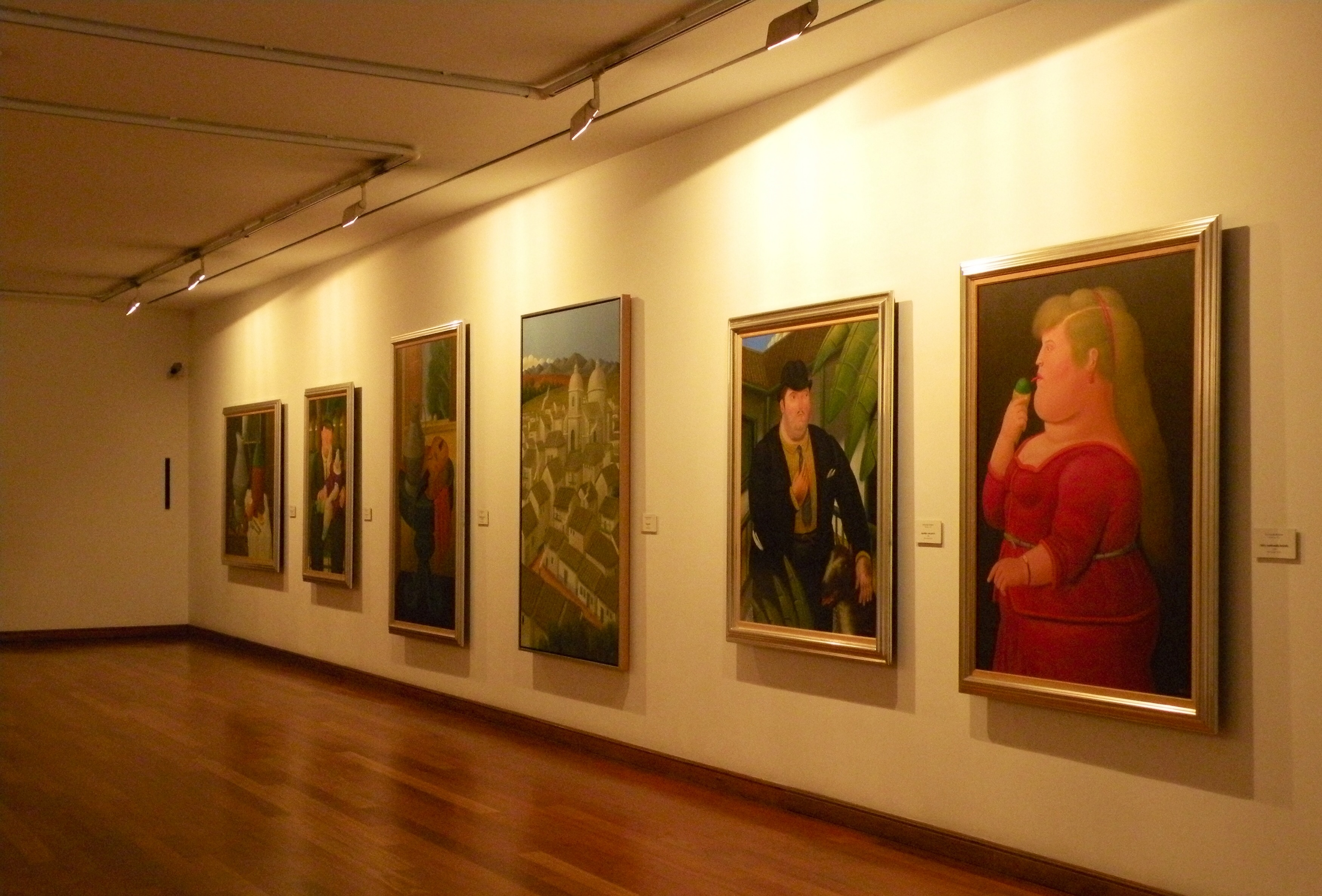 botero Museum Colombia
