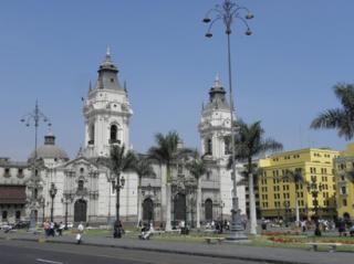 historic centre of lima peru