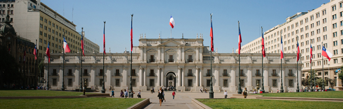 la moneda Chile