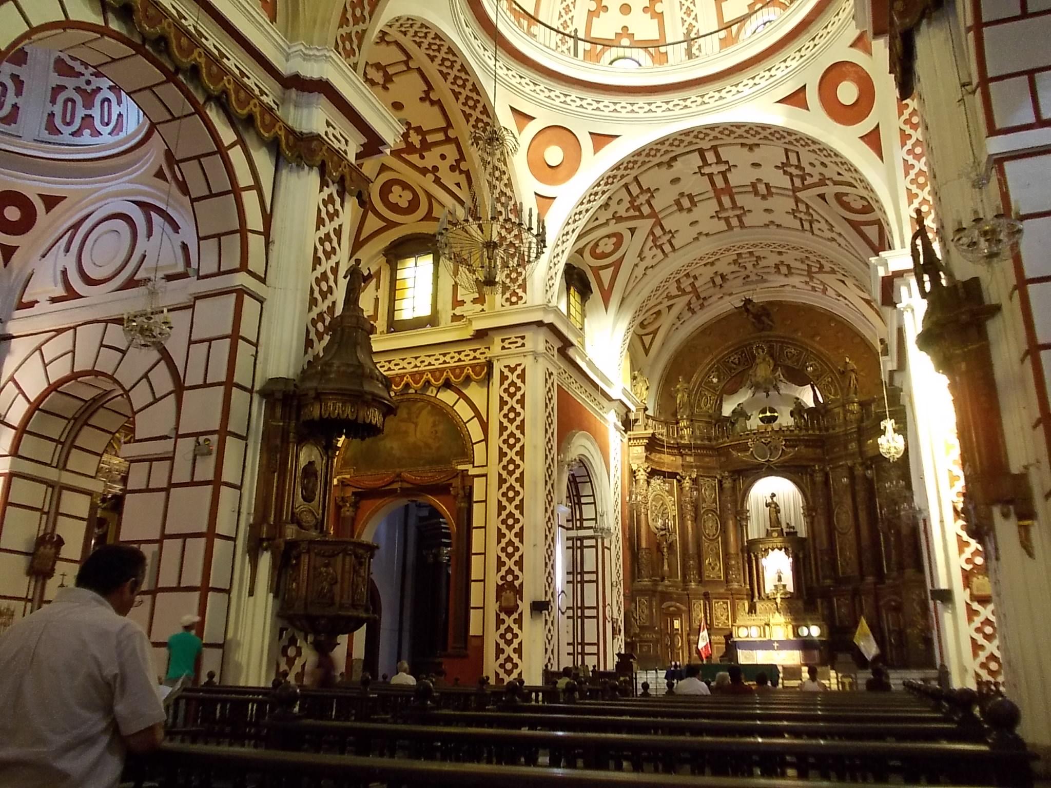 san francisco monastery Lima