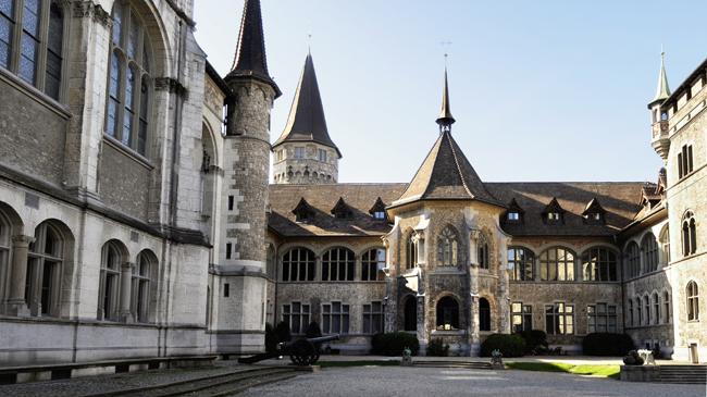 swiss national museum switzerland