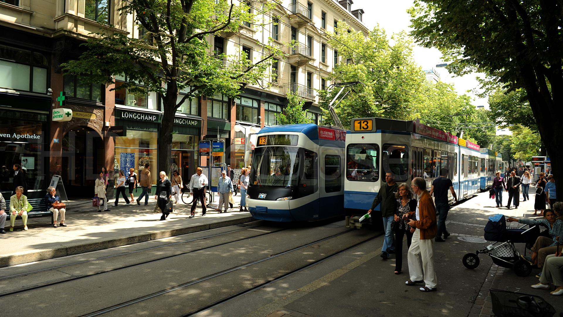 switzerland bahnhofstrasse