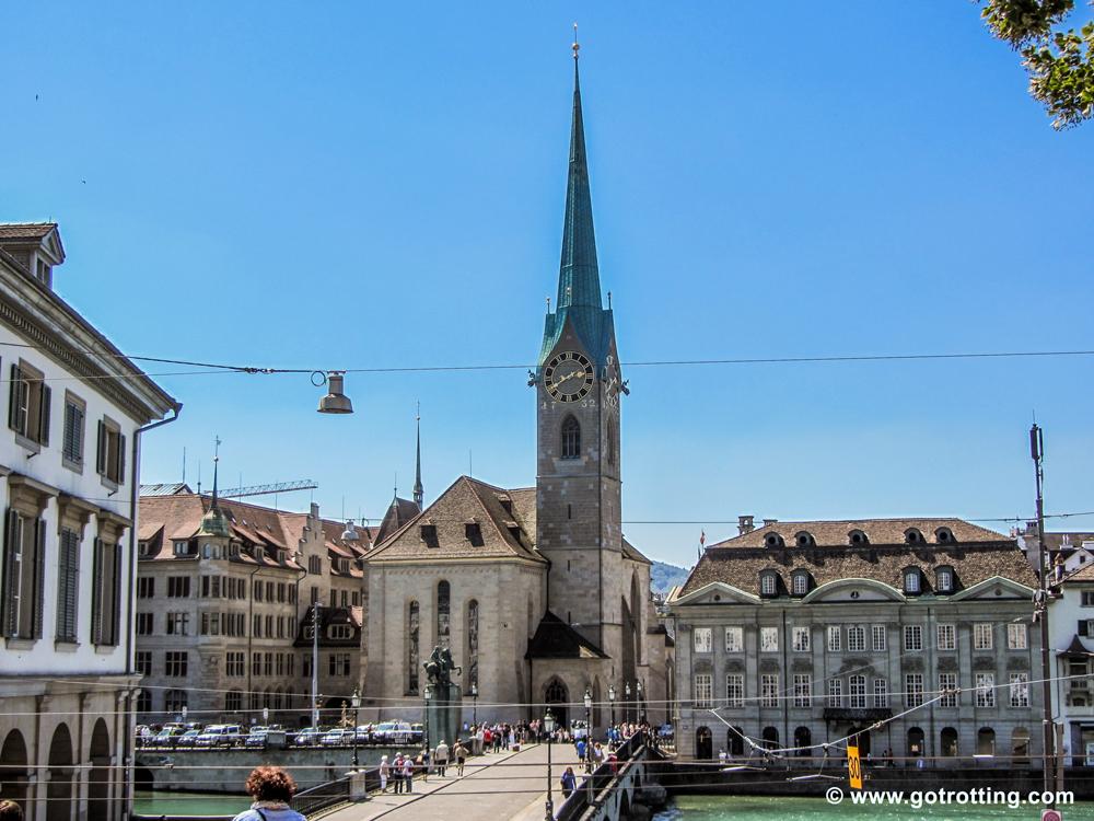 zurich-st-peter church