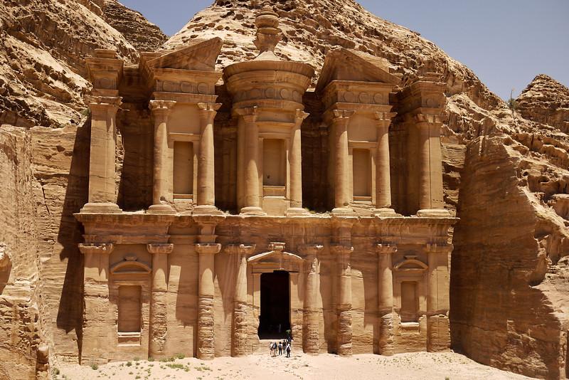 City of Petra Interior