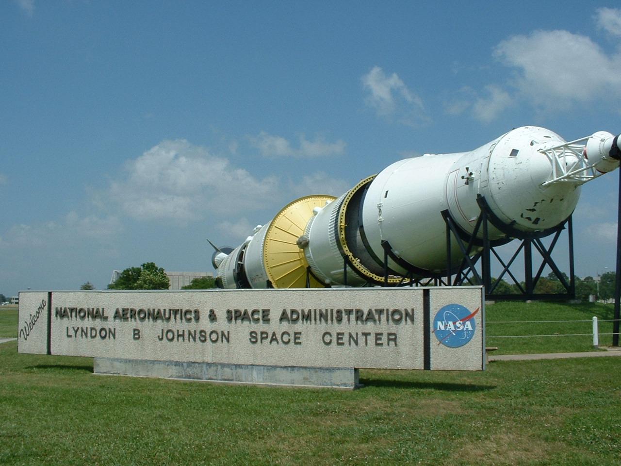 Lyndon B. Johnson Space Center texas