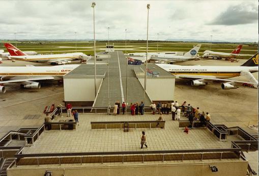 Melbourne Airport Australia