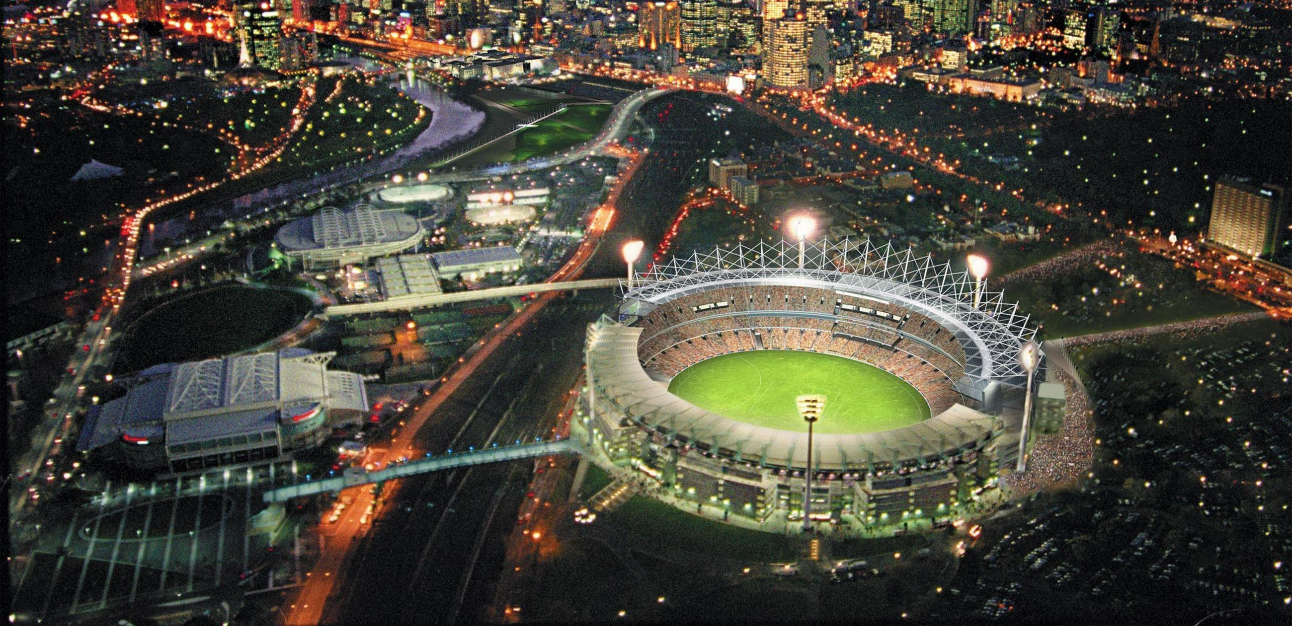 Melbourne Cricket Ground victoria