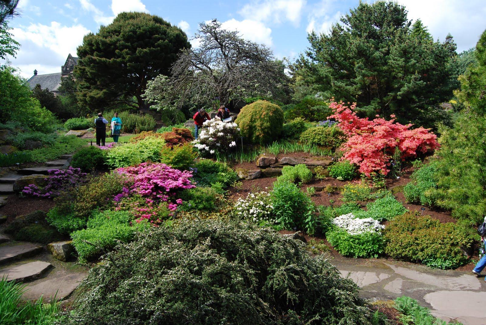 Royal Botanic Garden Edinburgh, Scotland