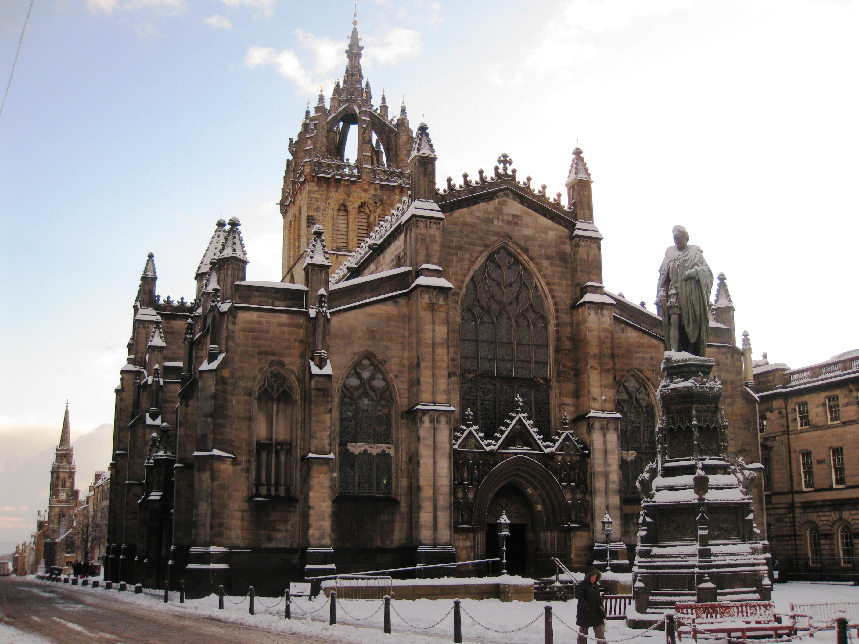 St Giles Cathedral Church