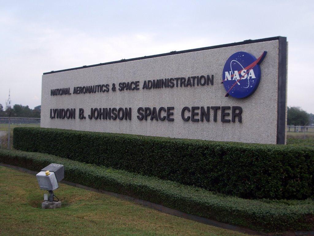 Texas Lyndon B. Johnson Space Center Houston