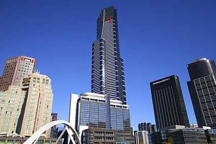 eureka Tower melbourne